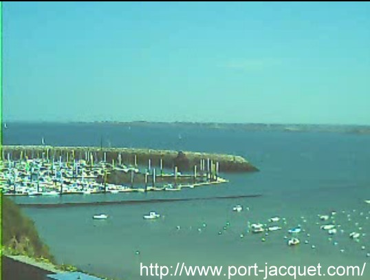 Saint-Cast-le-Guildo webcam - Hotel Port-Jacquet webcam, Bretagne, Cotes-d'Armor